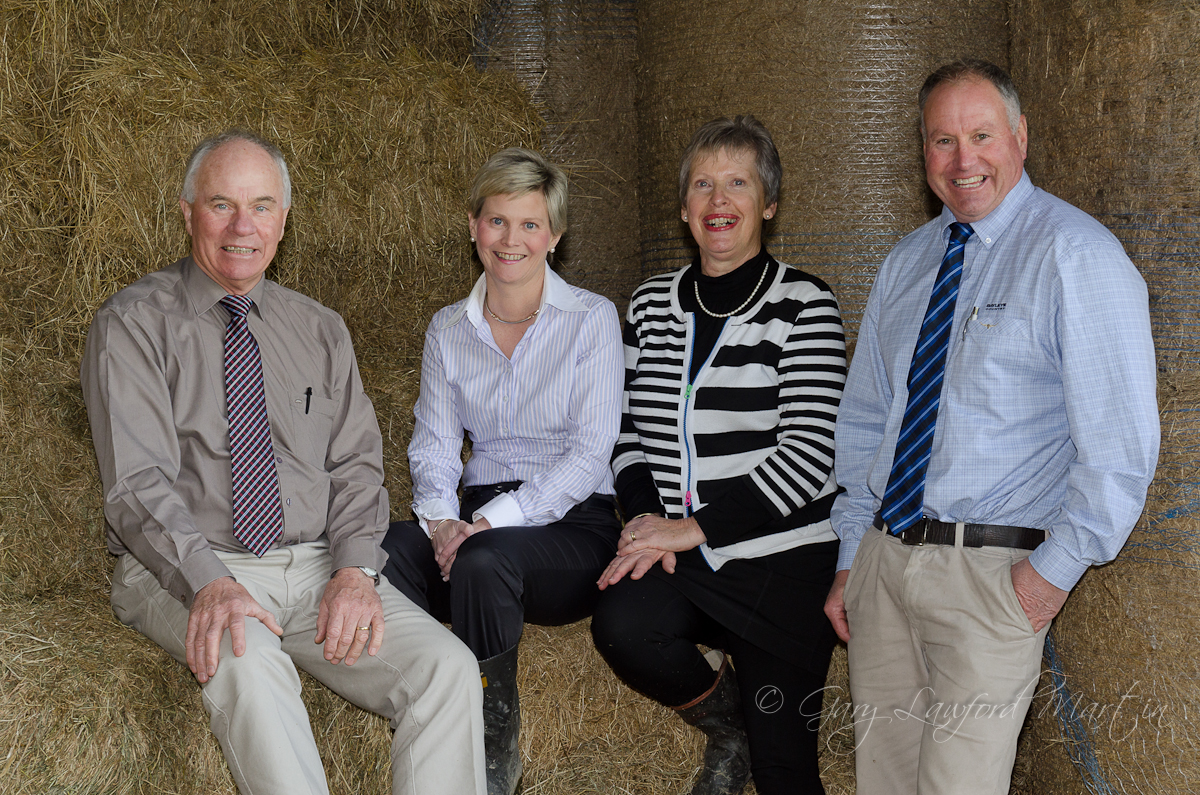 Bayleys Manawatu Rural Sales Team