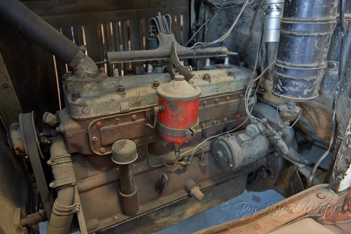 1928 Dodge 6 Side-valve Engine