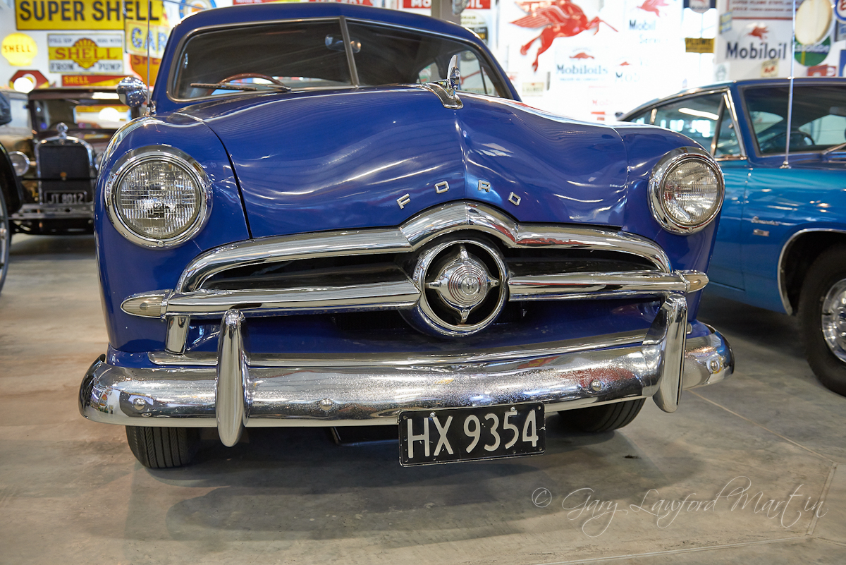 Classic Bullet Nose 1949 Ford