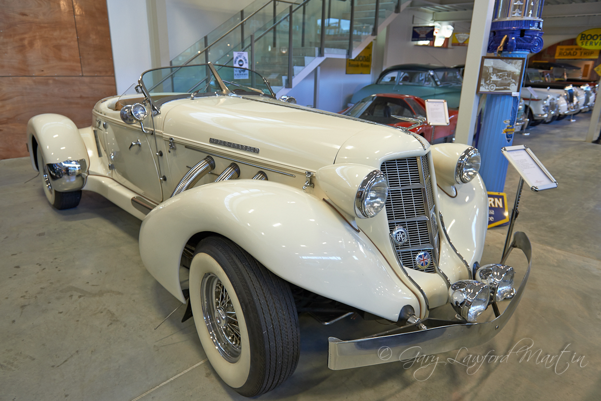 1936 Supercharged Auburn