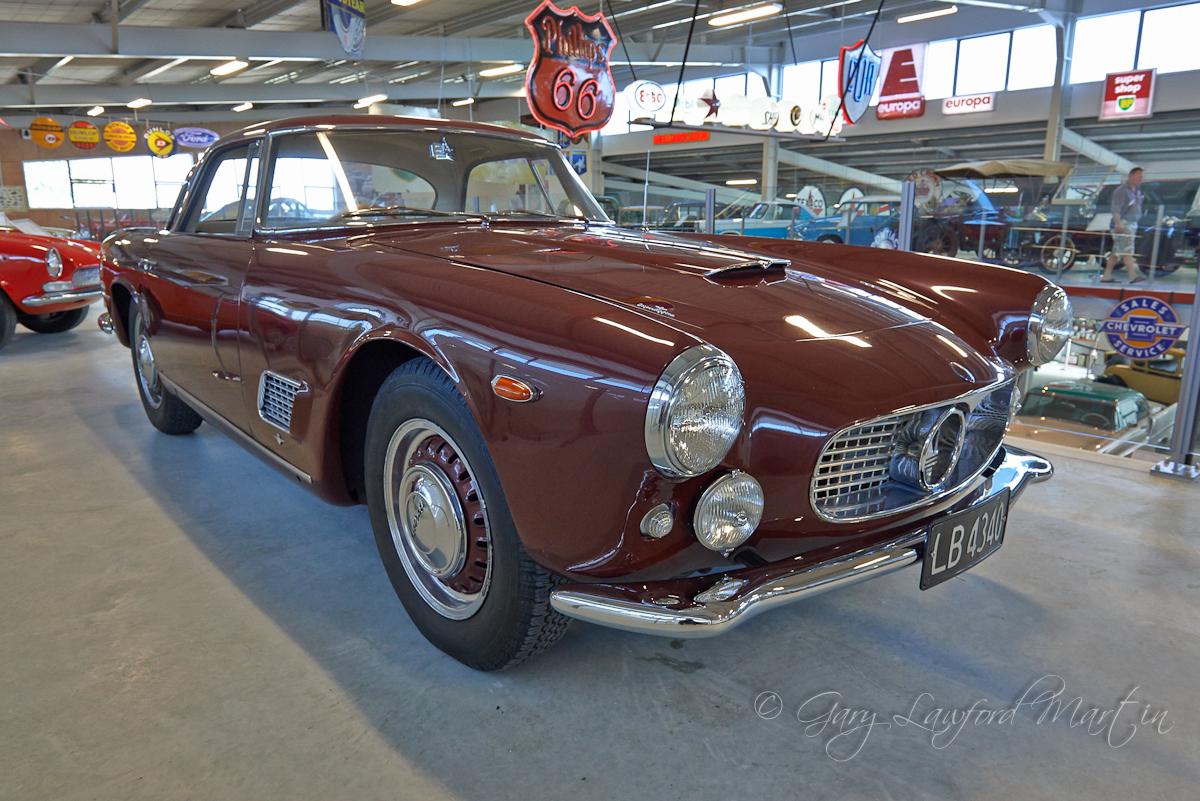 1962 Maserati GT 3500 Coupe