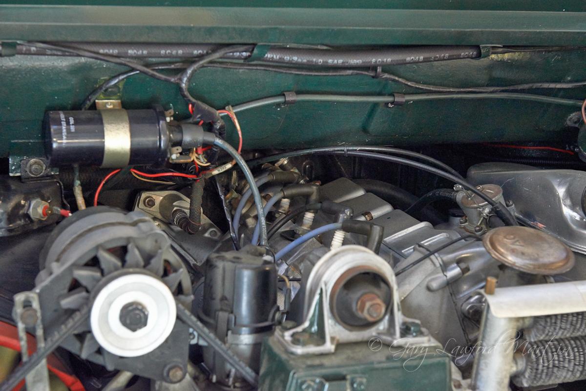 1966 Singer (Hillman) Imp Sports Engine