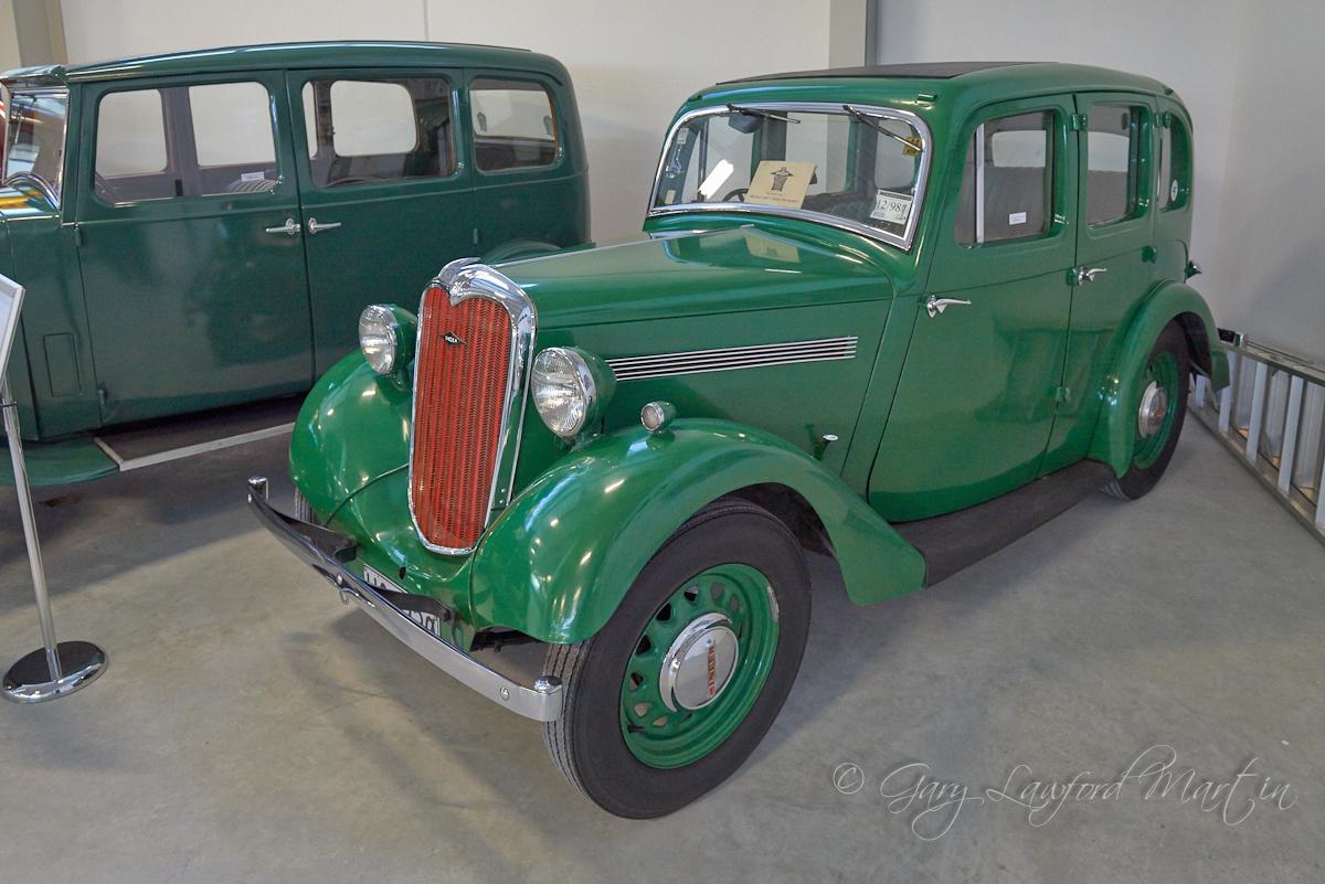 1936 Singer Super 9