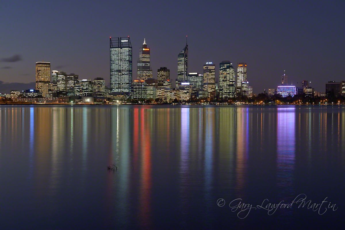 Perth by Evening