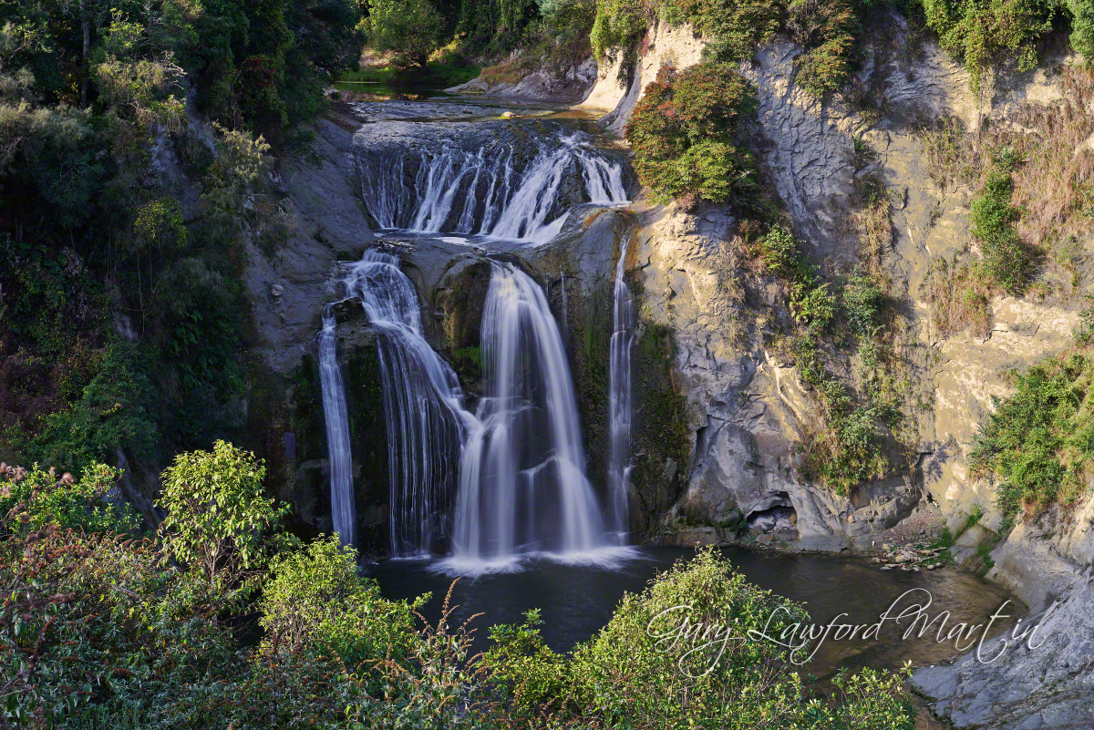 Turakina Valley Waterfall