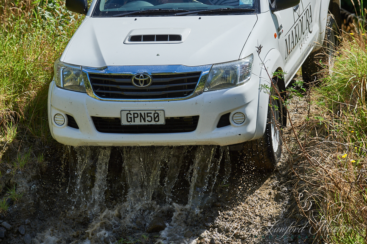 4WD River Crossing 2