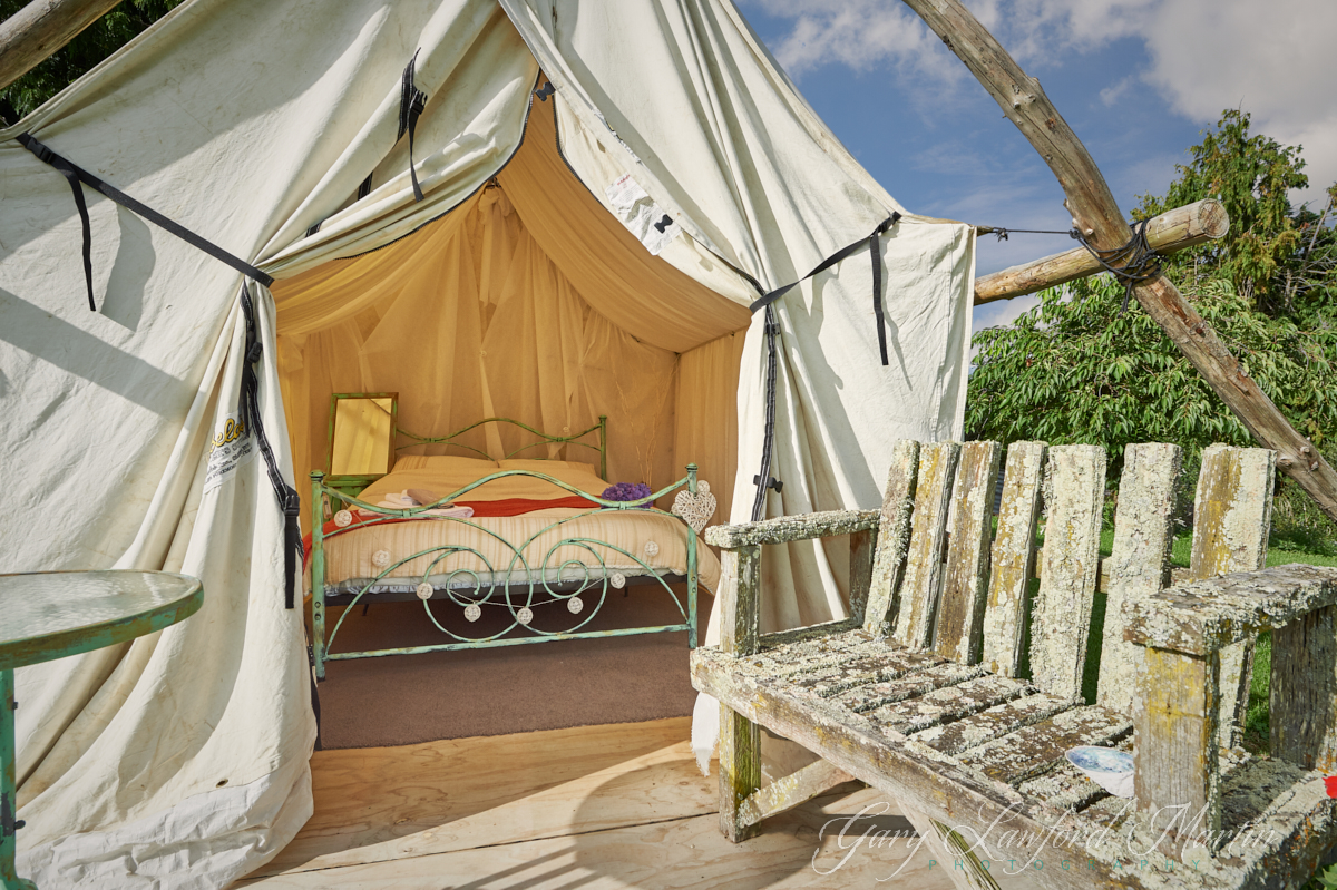 Glamping Tent 02