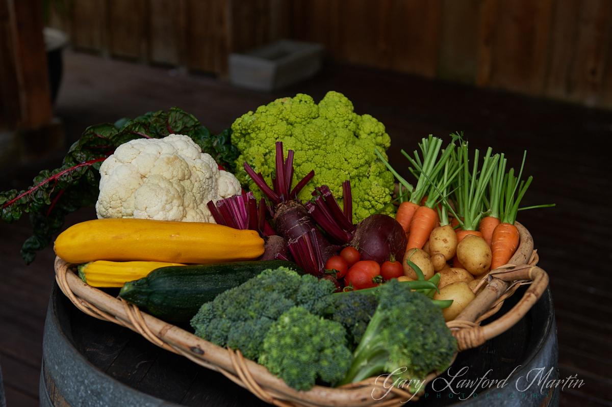 Makoura Lodge Vegetables
