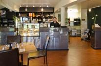 Restaurant Counter View