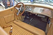 1936 Supercharged Auburn Interior