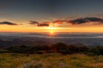 Ruahine Dawn Panorama