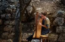 Shilo Harpist
