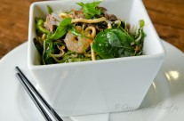 Beef and Prawn Salad